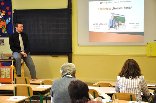 Konference Moderní škola - prezentace